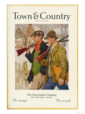 Town & Country, November 15th, 1923