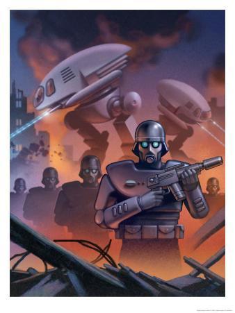 Futuristic War