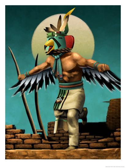 recipe: hopi eagle dancer kachina [3]