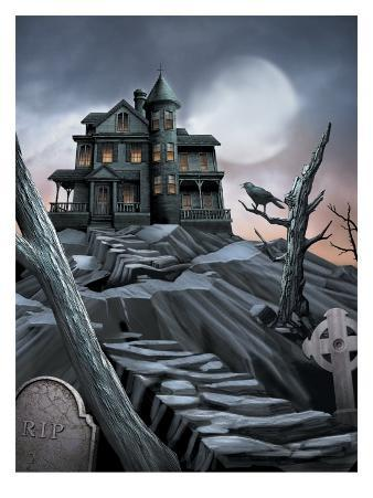 "Haunted House, ""Rip"""