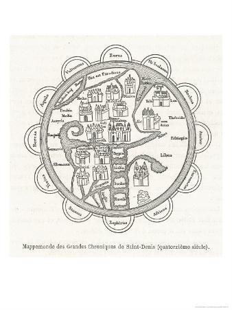According to the Grandes Chroniques De Saint-Denis