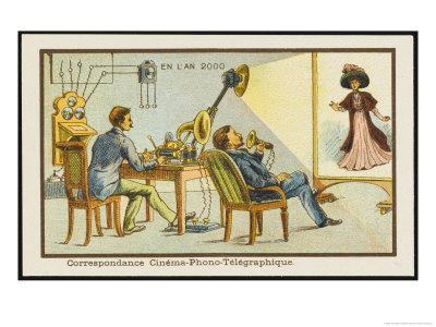 The Cine-Phono-Telegraph