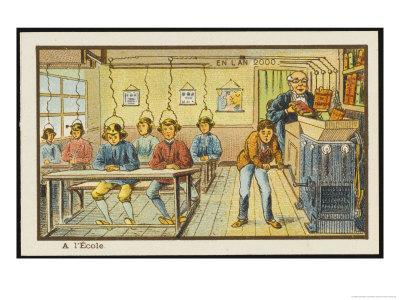Teaching Machines in the Classroom