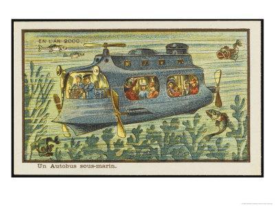 An Underwater Bus