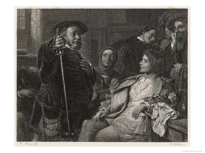 Henry IV, Falstaff and Prince Hal