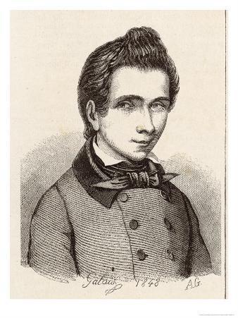 Evariste Galois French Mathematician