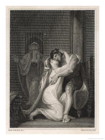 Odysseus Returns to His Wife Penelope