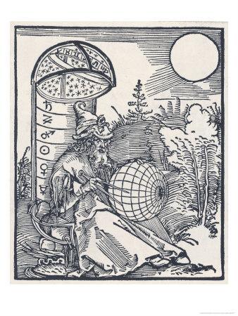 Mediaeval Astronomer