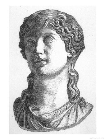 Agrippina Noble and Heroic Roman Woman Wife of Germanicus Mother of Caligula