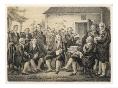 Carl Von Linne Ka Linnaeus Swedish Naturalist Visited by Gustav III 1790
