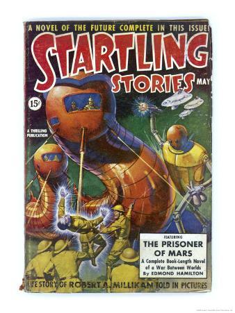 The Prisoner of Mars