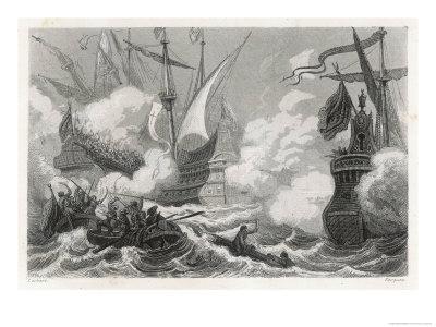 Battle of Lepanto 1571