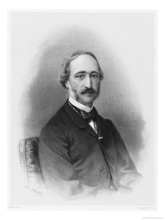 Alexandre-Edmond Becquerel French Physicist in 1865