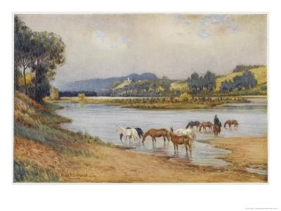 Hawkesbury River New South Wales, The Old Ford