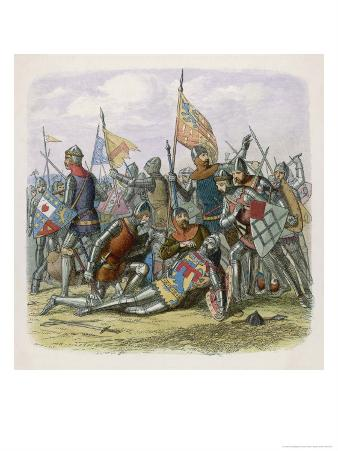 Sir Henry Percy's Rebellion: The Battle of Shrewsbury, Hotspur Killed