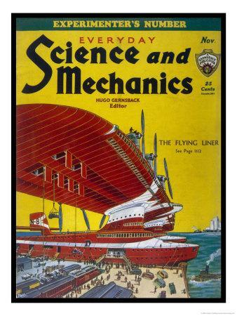 Giant Flying-Boats of the 1930s
