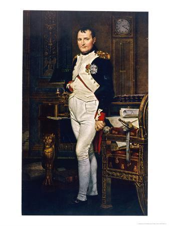 Napoleon Emperor Circa 1804