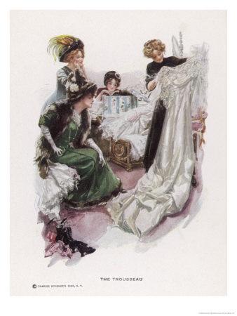 The Wedding Trousseau