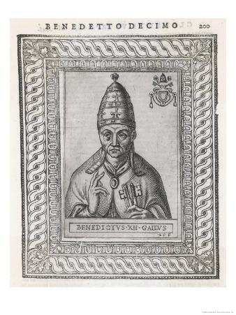 Pope Benedictus XII