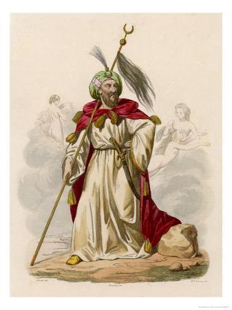 Abu Muhammad Arabian Visionary and Prophet Founder of Islam