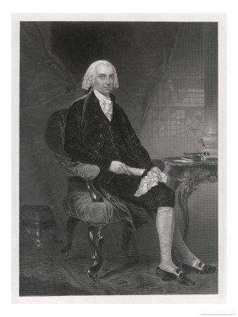 James Madison Fourth President of the United States
