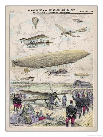Various Aircraft 1912