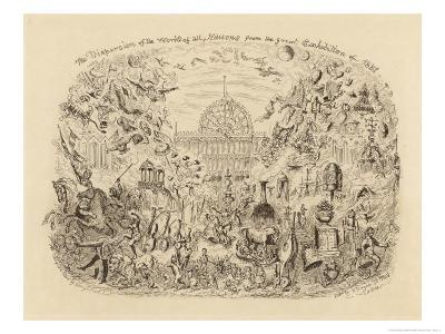 The Dispersion of the Works of All Nations from the Great Exhibition of 1851