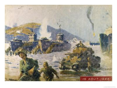 Operation Dragoon the Successful Allied Invasion of Southern France