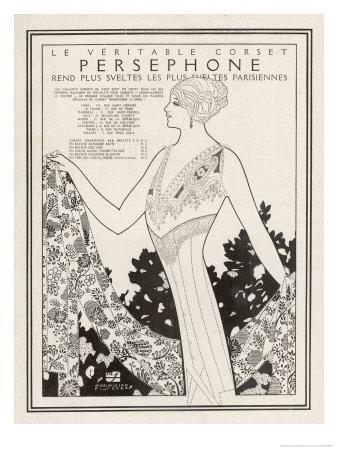 """Just See What a """"Persephone"""" Corset Can Do for Your Figure"""