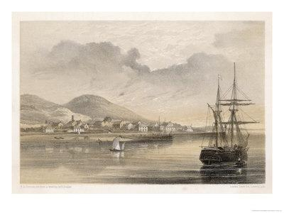 Valentia Western Ireland at the Time of the Laying of the First Cable