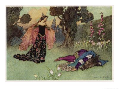 A Midsummer Night's Dream, Titania and Bottom