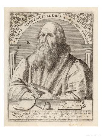 Kaspar Schwenkfeld German Silesian Nobleman and Christian Reformer