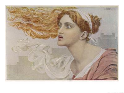 Daughter of King Priam of Troy She was an Infallible Prophetess