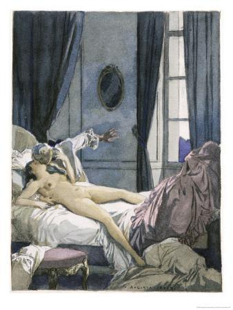 Giovanni Giacomo Casanova Chevalier de Saingalt, with Henrietta at Reggio