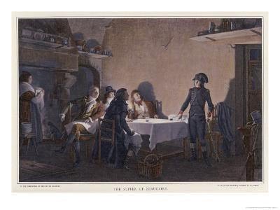 Napoleon in 1793 at the Supper of Beaucaire