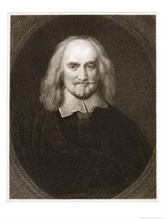 Thomas Hobbes Philosopher