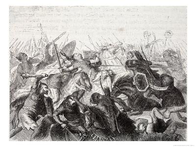 Mongol Armies Invade Eastern Europe and Inflict Serious Losses on the German Nobles at Liegnitz