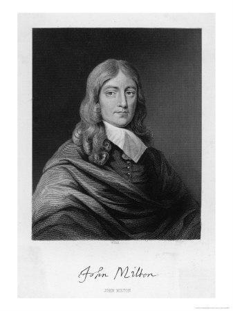 John Milton English Poet