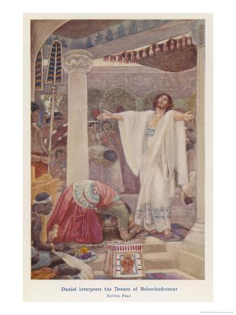 Nebuchadrezzar's Dreams Daniel Interprets the Prophetic Dream of Nebuchadnezzar King of Babylon