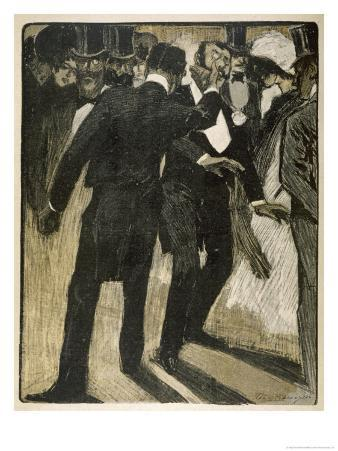 Gentleman Deliberately Insults Another: Among Gentlemen This is of Course the Prelude to a Duel