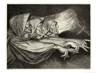 Macbeth, The Witches