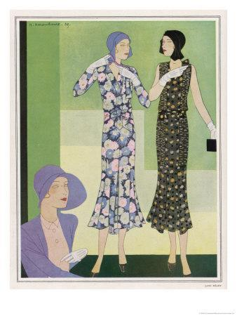 Dresses by Regny 1930