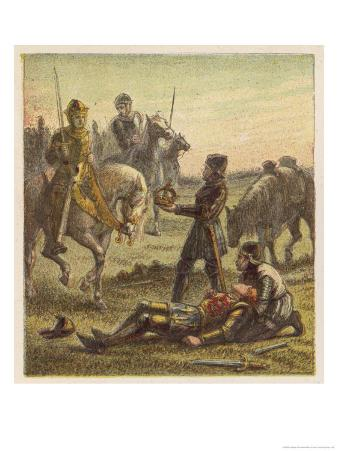 Richard III is Killed