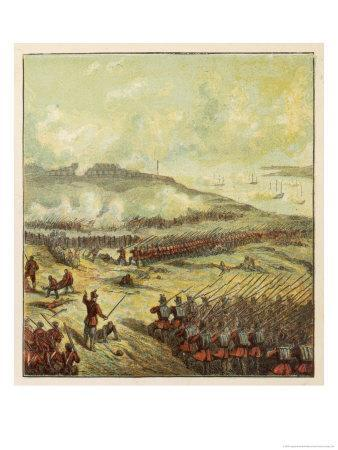 British Troops at the Battle of Inkerman
