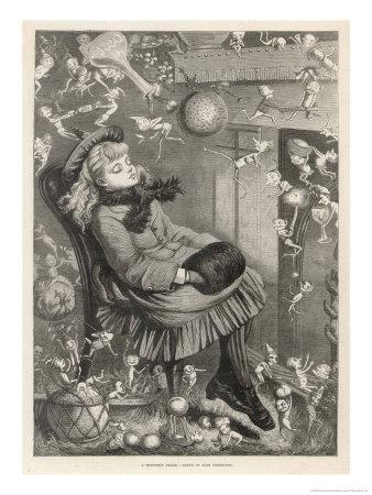 Christmas Dream 1874