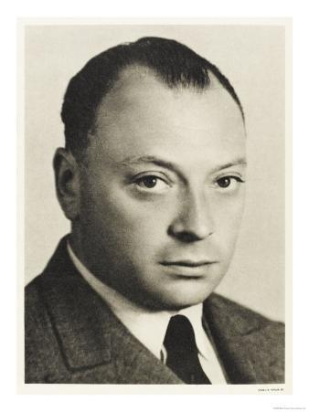 Wolfgang Pauli Austrian-American Physicist