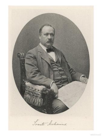 Svante Arrhenius Swedish Chemist