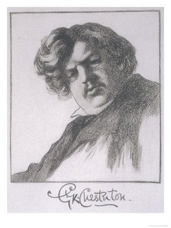 Gilbert Keith Chesterton Writer