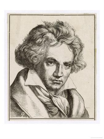 Ludwig Van Beethoven German Composer