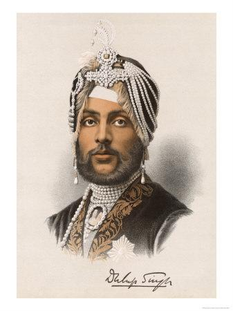 Dhuleep Singh Briefly the Sikh Maharaja of Lahore